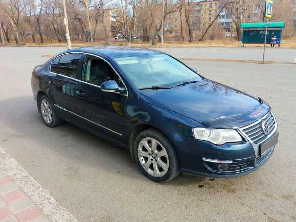 Volkswagen Passat, 2007 год, 407 000 руб.