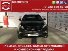Новокузнецк Kia Sportage 2015