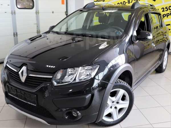 Renault Sandero Stepway, 2014 год, 580 000 руб.