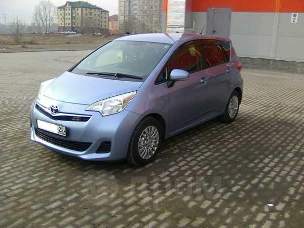 Toyota Ractis, 2012 год, 605 000 руб.