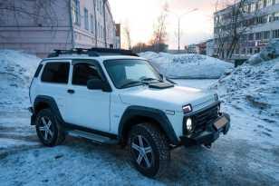 Томск 4x4 2121 Нива 2017