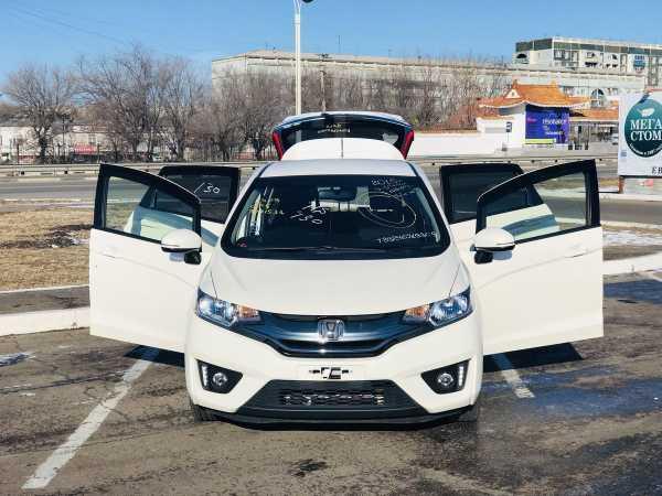 Honda Fit, 2015 год, 729 999 руб.