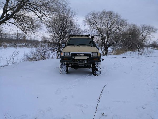 Toyota Hilux Pick Up, 1989 год, 450 000 руб.