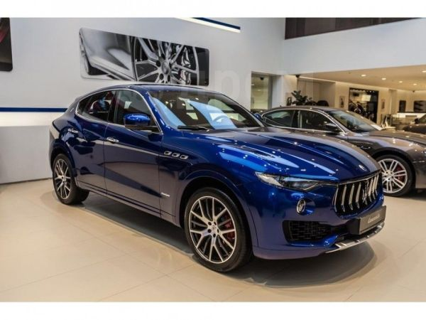 Maserati Levante, 2018 год, 6 676 673 руб.