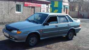 Черногорск 2115 Самара 2013