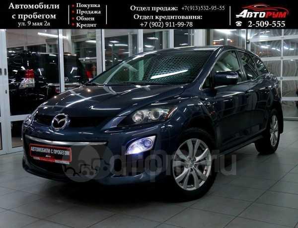 Mazda CX-7, 2011 год, 737 000 руб.