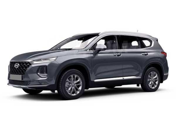 Hyundai Santa Fe, 2018 год, 2 514 000 руб.