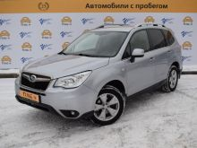 Москва Forester 2014