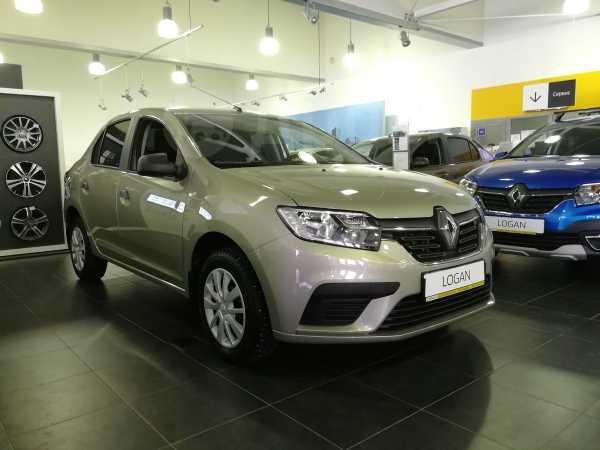 Renault Logan, 2018 год, 715 000 руб.