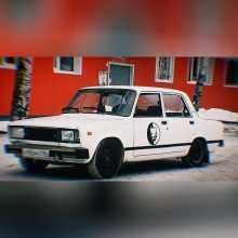 Нижневартовск 2105 1993