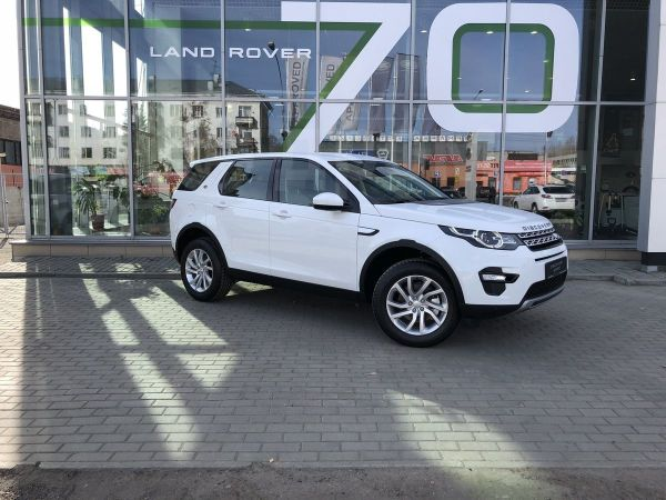 Land Rover Discovery Sport, 2018 год, 3 284 000 руб.