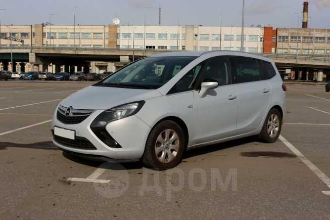 Opel Zafira, 2015 год, 1 199 000 руб.