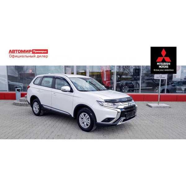 Mitsubishi Outlander, 2018 год, 1 909 500 руб.