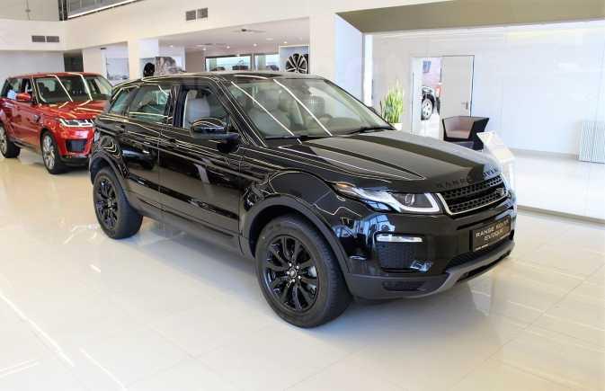 Land Rover Range Rover Evoque, 2018 год, 3 477 000 руб.