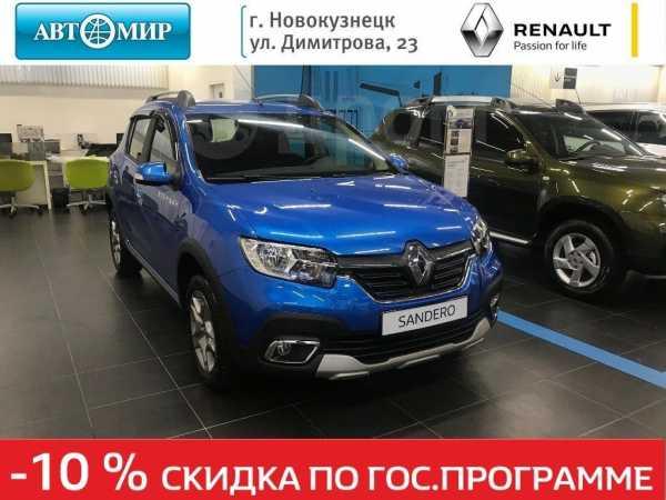 Renault Sandero Stepway, 2018 год, 644 902 руб.
