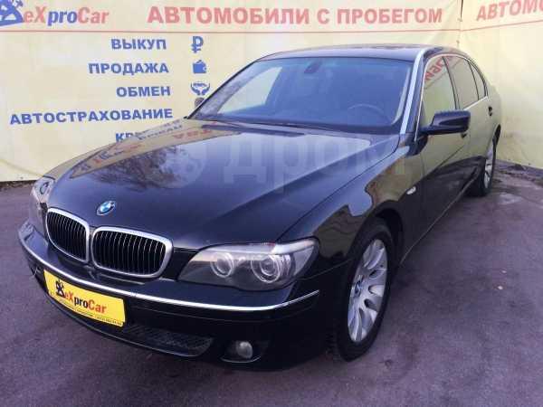 BMW 7-Series, 2008 год, 599 900 руб.