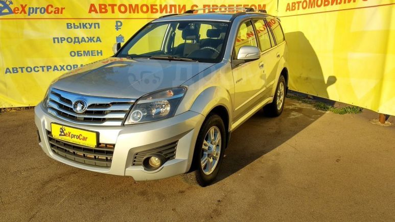 Great Wall Hover H3, 2012 год, 499 900 руб.