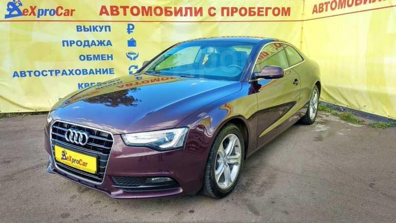 Audi A5, 2014 год, 1 289 000 руб.
