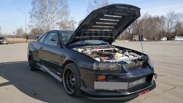 Nissan Skyline, 1999 год, 1 580 000 руб.