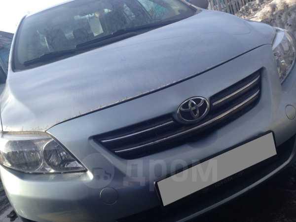 Toyota Corolla, 2007 год, 411 000 руб.