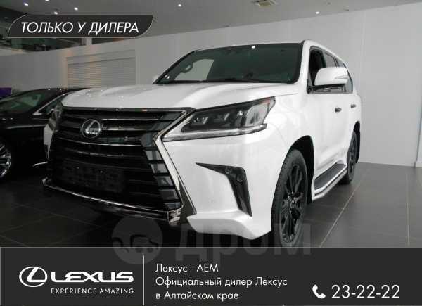 Lexus LX570, 2018 год, 7 073 000 руб.