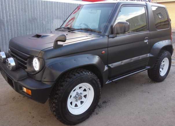 Mitsubishi Pajero Mini, 2002 год, 275 000 руб.