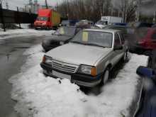 Тольятти Ascona 1987