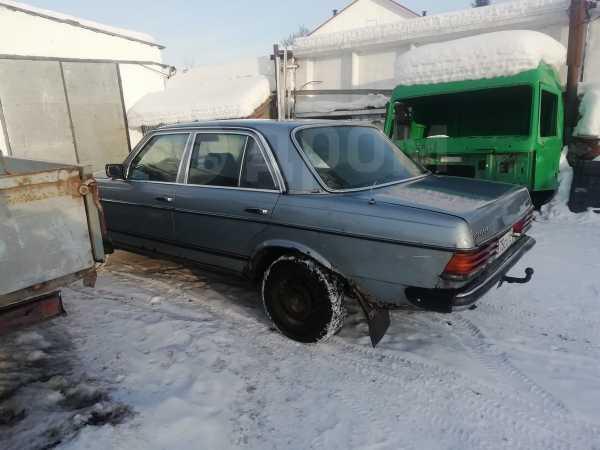 Mercedes-Benz E-Class, 1984 год, 30 000 руб.