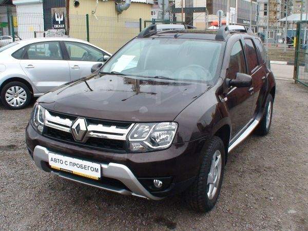 Renault Duster, 2015 год, 759 900 руб.
