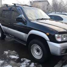 Иркутск Terrano 2000