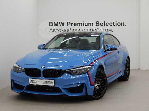 BMW M4, 2018 год, 5 090 000 руб.