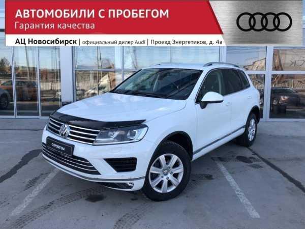 Volkswagen Touareg, 2015 год, 1 878 943 руб.