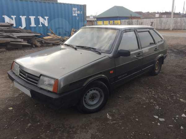 Лада 2109, 1990 год, 32 000 руб.