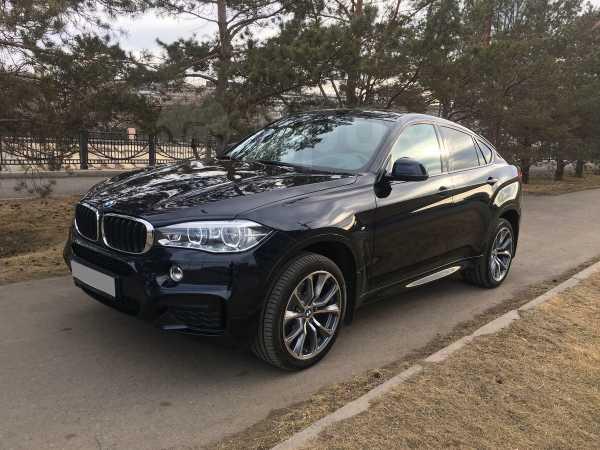 BMW X6, 2017 год, 3 799 000 руб.