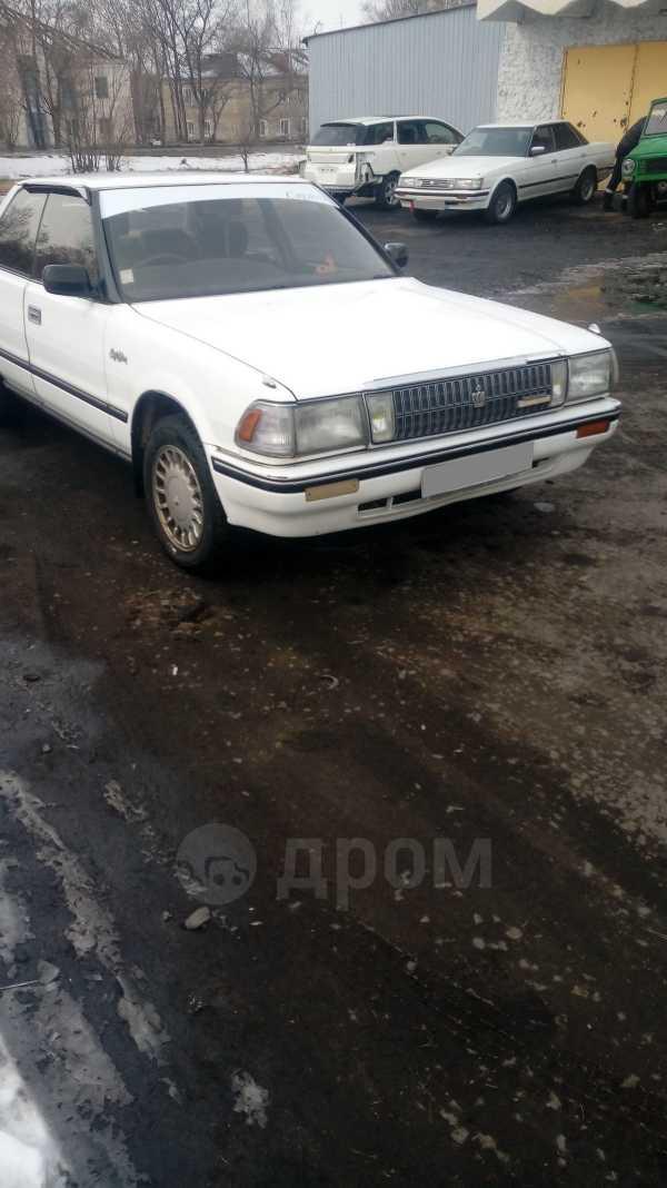 Toyota Crown, 1988 год, 140 000 руб.