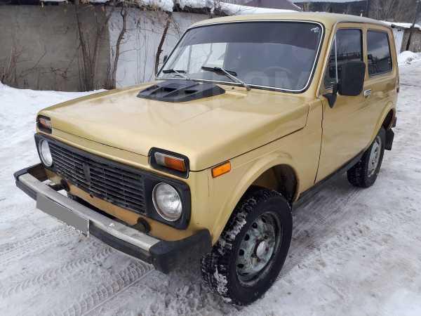 Лада 4x4 2121 Нива, 1983 год, 85 000 руб.