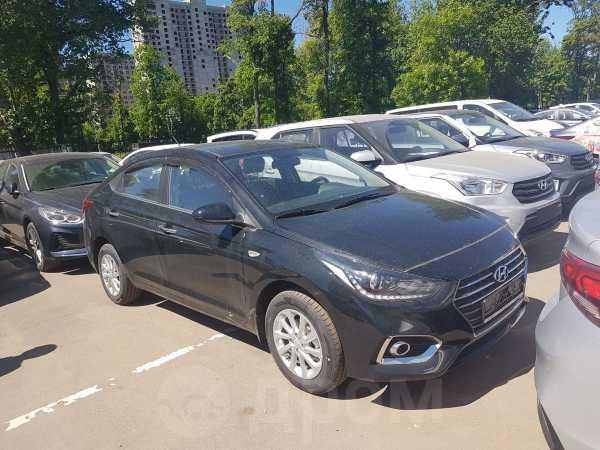 Hyundai Solaris, 2018 год, 934 000 руб.