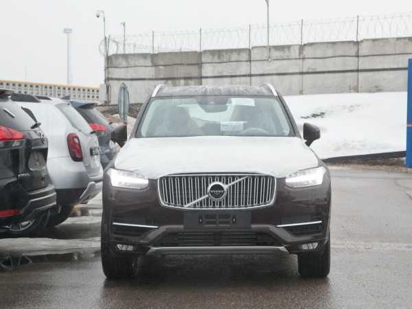 Volvo XC90, 2018 год, 4 466 100 руб.