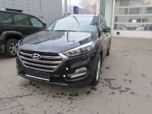 Hyundai Tucson, 2018 год, 2 042 100 руб.