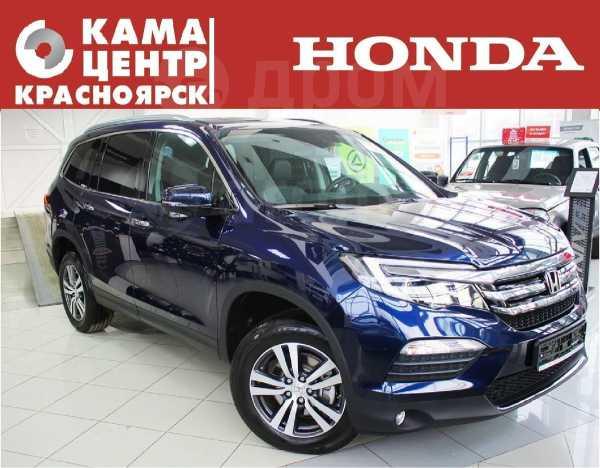 Honda Pilot, 2018 год, 3 814 900 руб.