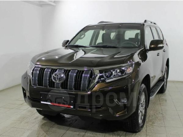 Toyota Land Cruiser Prado, 2018 год, 4 118 000 руб.