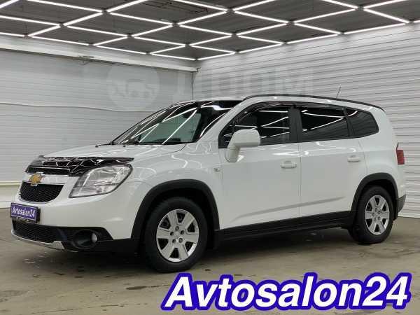 Chevrolet Orlando, 2013 год, 659 999 руб.