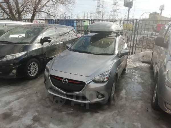 Mazda Demio, 2015 год, 644 444 руб.