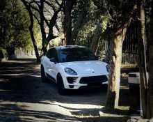 Симферополь Porsche Macan 2015