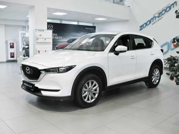 Mazda CX-5, 2018 год, 1 402 000 руб.