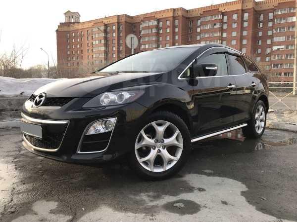 Mazda CX-7, 2010 год, 699 000 руб.