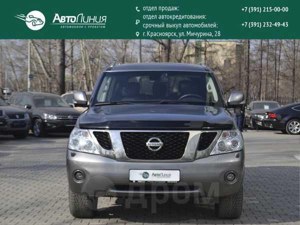 Nissan Patrol, 2011 год, 1 199 000 руб.