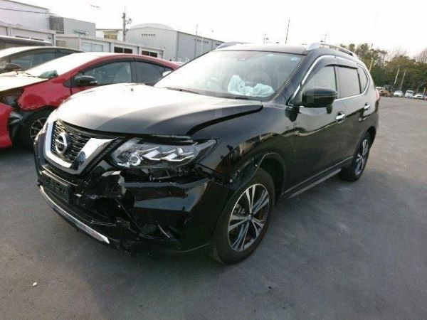 Nissan X-Trail, 2018 год, 1 230 000 руб.