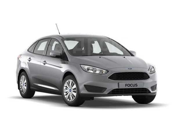 Ford Focus, 2019 год, 1 181 000 руб.
