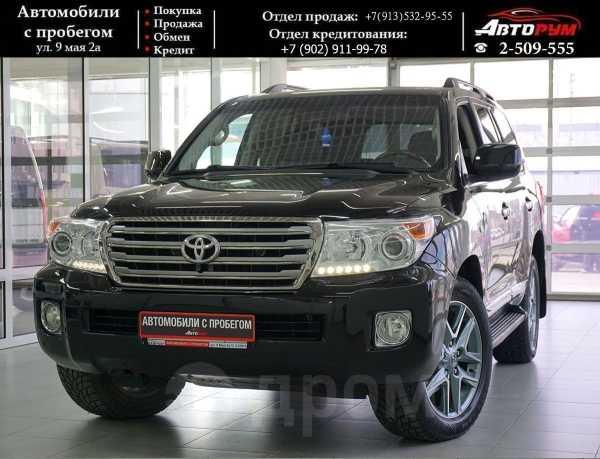 Toyota Land Cruiser, 2008 год, 1 697 000 руб.